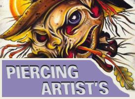Piercing Artist's